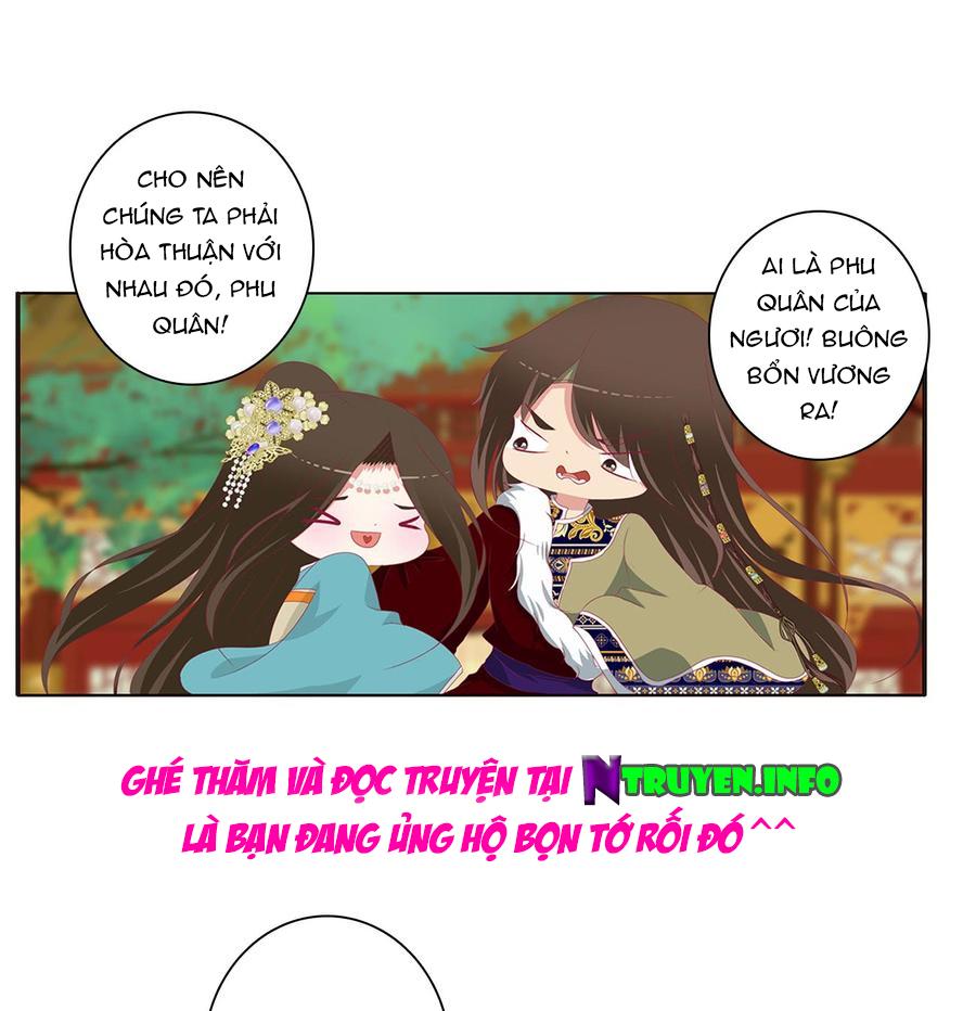 Thông Linh Phi chap 530 - Trang 16