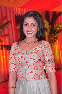 Actress Madhu Shalini Exclusive Stills in Party Dress at Vijay Karan Aashna Wedding  0037.JPG