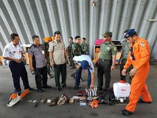 Satgas Karhutla Riau Nyatakan Perang Terhadap Perambah Hutan
