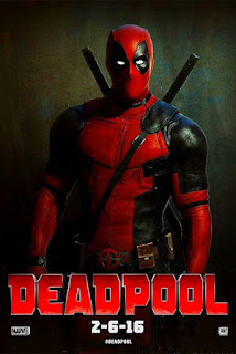 Film Deadpool 2016 HDTS Subtitle Indonesia