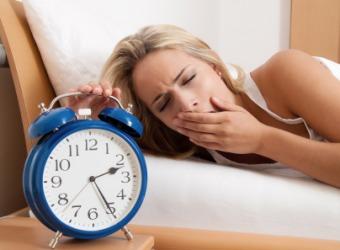 Anda Merasa Kesulitan Untuk Tidur Padahal Sudah Mengantuk?