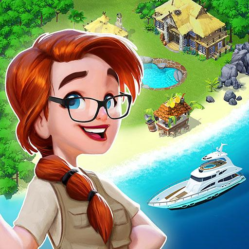 تحميل لعبه Lost Island: Blast Adventure مهكره وجاهزه