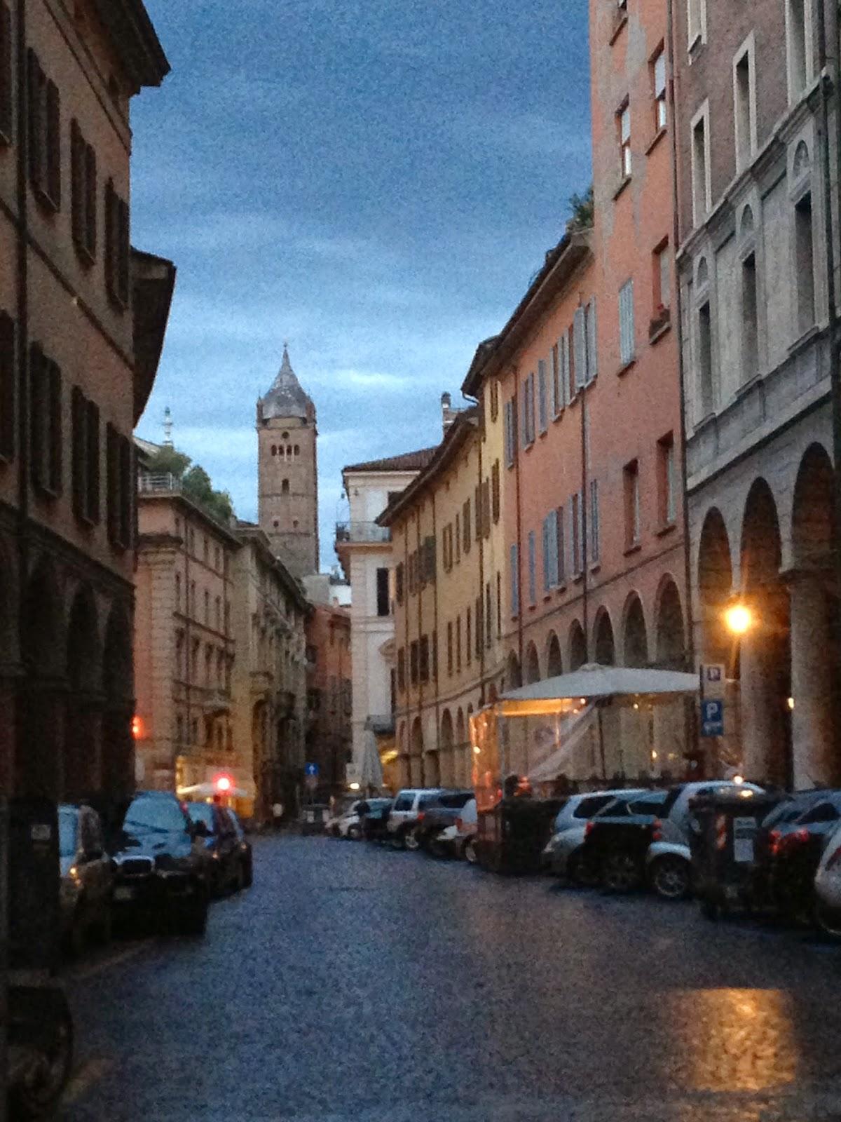 Taste of Italy: Summer in Bologna