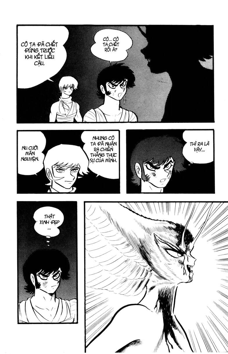 DevilMan chapter 9.2 trang 16