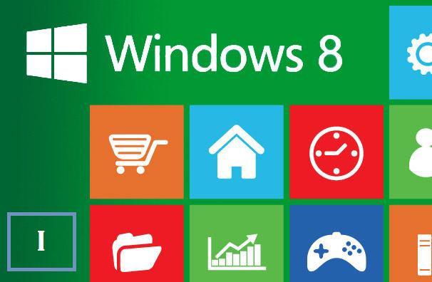 Logo Windows 8: Windows 8 Pro: Seguridad, Primeras Impresiones (I