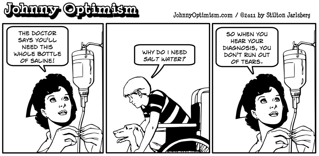 Johnnyoptimism, johnny optimism, nurse, medical humor