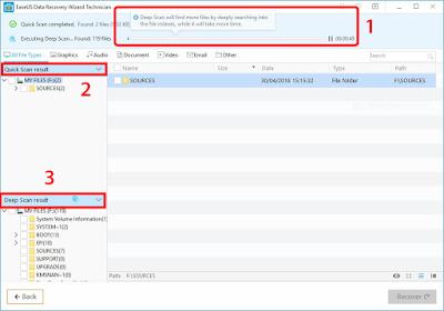 Cara Mengembalikan File Yang Terhapus, Bahkan Jika Drive Telah Diformat Sekalipun