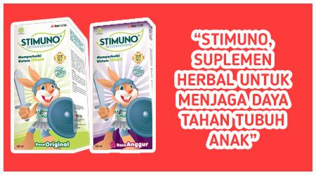 Stimuno Untuk Balita [100% Meningkatkan Daya Tahan Anak]
