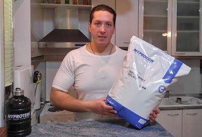 Myprotein Whey Protein Isolate τρόποι χρήσης και χρησιμότητα!!!