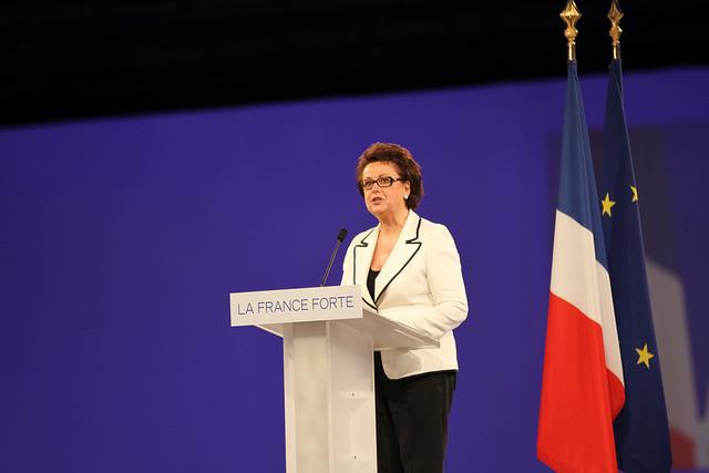 Christine Boutin appelle à voter pour Marine Le Pen — C'est officiel