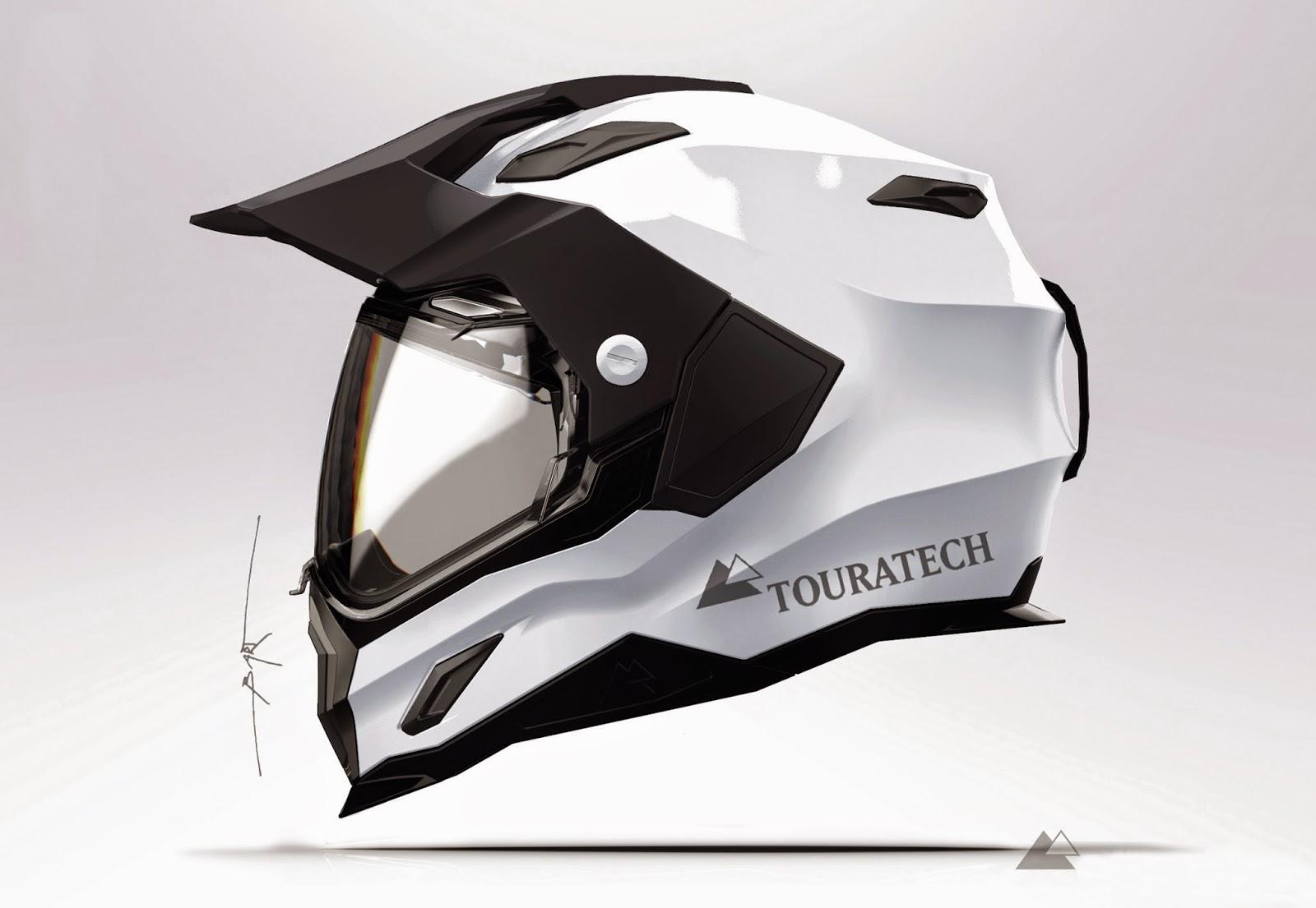 Nová ultra-lehká přilba Touratech Aventuro Carbon aaed1c6048