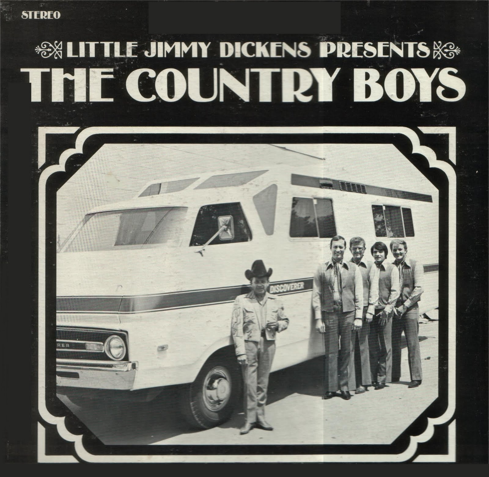 Little Jimmy Dickens & The Country Boys