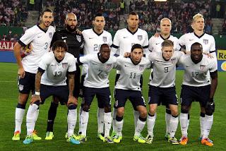 الكأس الذهبية 2017:أمريكا تتصدر مجموعتها فى اللحظات الأخيرة