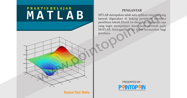 Ebook Matlab Bahasa Indonesia