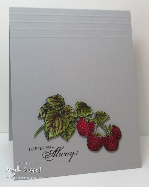 Stampin Up Sun Ripened and Happy Harmony, Card Designer Angie Crockett