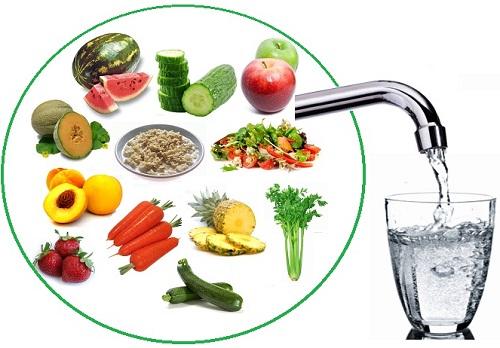 Alimentos que hidratan la piel