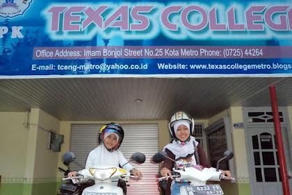 Lowongan Kerja Lampung Texas College Metro
