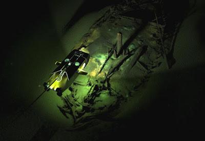 Ερευνητές εντόπισαν κατά τύχην 40 αρχαία ναυάγια στη Μαύρη Θάλασσα