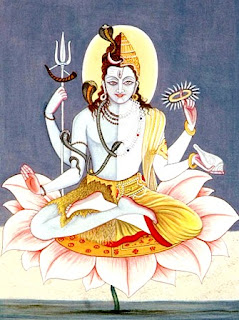 Guru Brahma Shiva Narayan and hari har as one. The ultimate form of guru