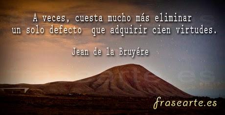 frases famosas de Jean de la Bruyére