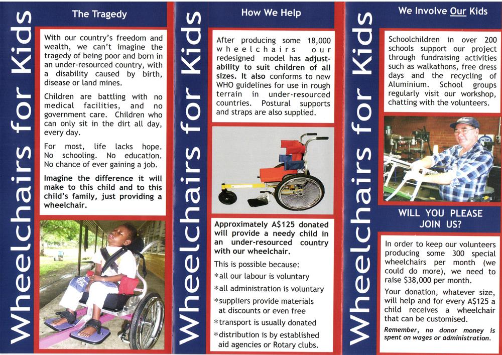 Brochure Kiosk Pics Brochure Examples For Kids