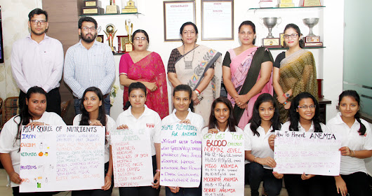 KMV VOW group launched a Nutrition campaign