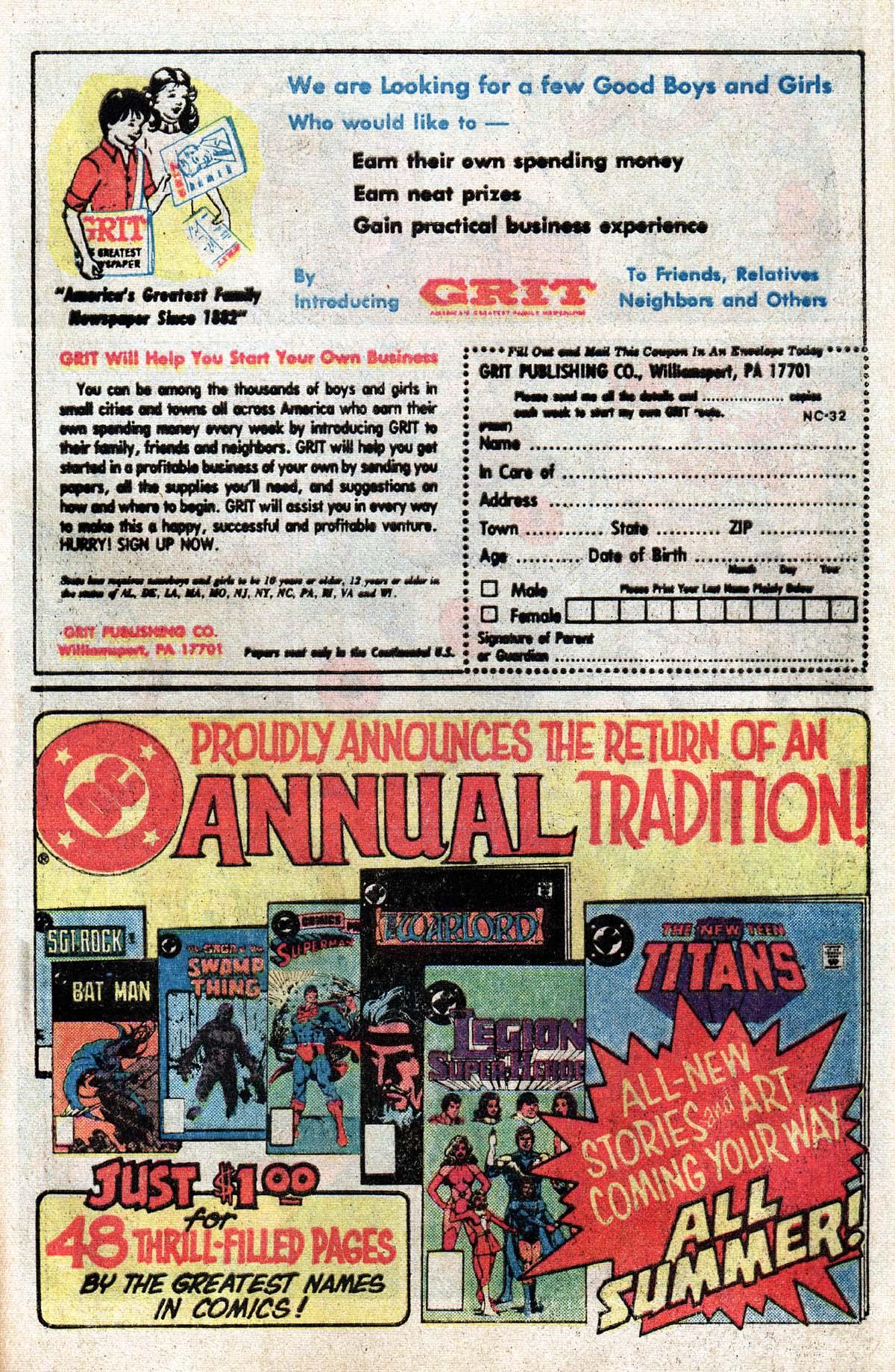 Read online World's Finest Comics comic -  Issue #281 - 41