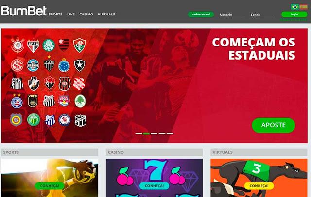 Bumbet.com - Uma das melhores casas de apostas online do Brasil