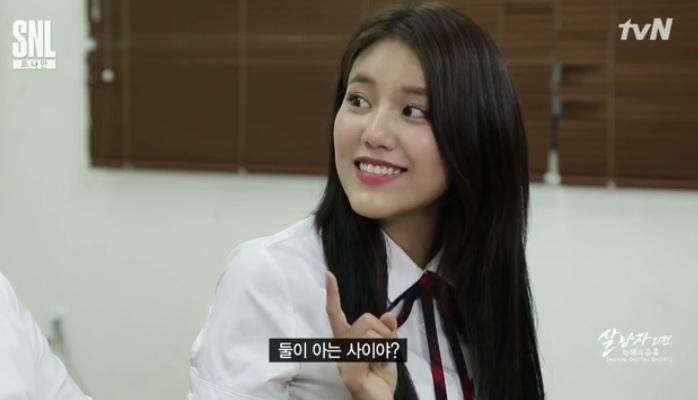 170902] AOA Hyejeong - SNL Korea 9 Ep 23 Cut - KpopBin | Watch