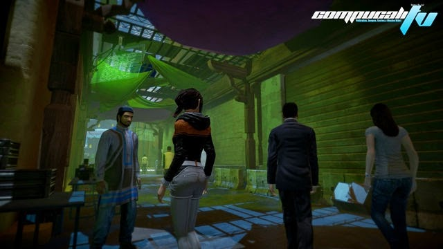 Dreamfall Chapters The Final Cut Edition PC Full