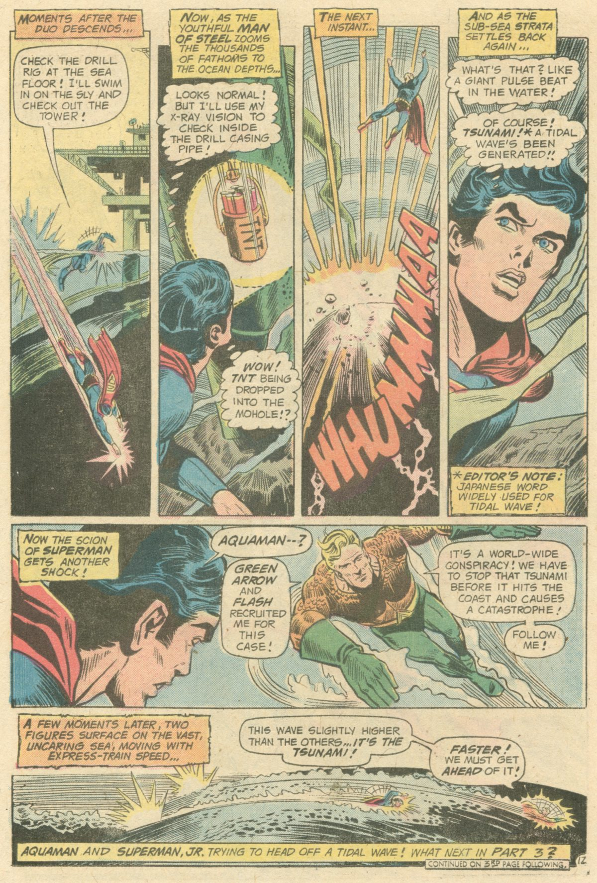 Read online World's Finest Comics comic -  Issue #231 - 22