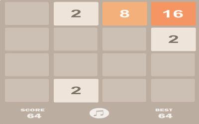 2048 Flash - Jeu de Puzzle / Réflexion sur PC