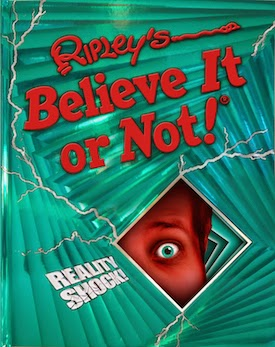 Ripley's Believe it or not fashion
