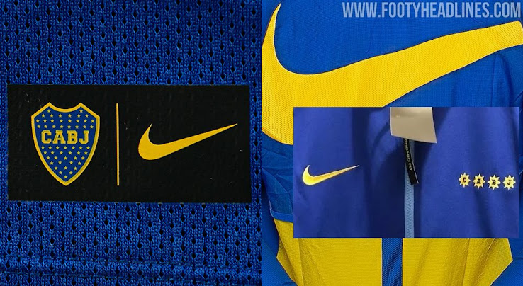 cordura Nublado Furioso  To Be Never Released | Dozens Nike Boca Juniors 2020 Products Leaked -  Footy Headlines