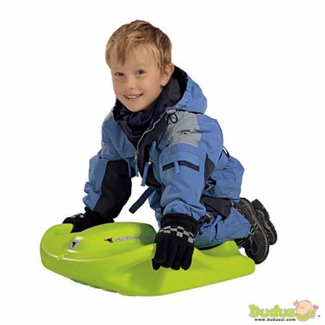 德國 BIG 人體工學滑雪(草)板