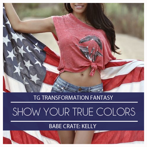 Show Your True Colors | Babe Crate: Kelly