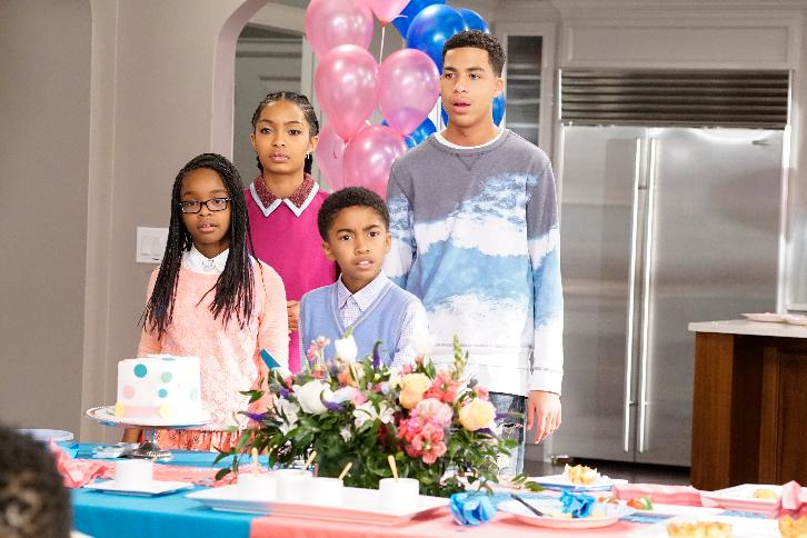 Black-ish - Episode 3.14 - The Name Game - Promotional Photos & Press Release