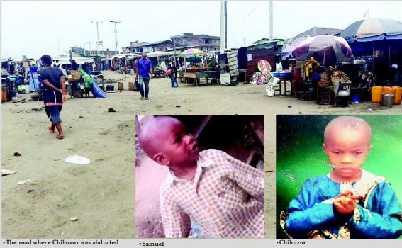 Couple's only child who was born 10 years after marriage abducted in Okokomaiko, Lagos
