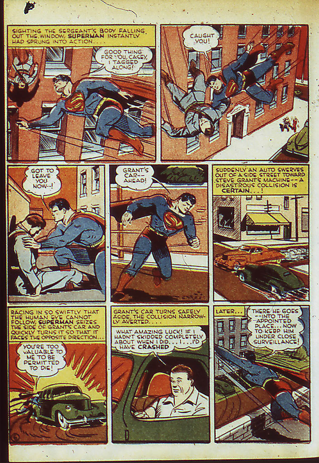 Read online Action Comics (1938) comic -  Issue #41 - 9