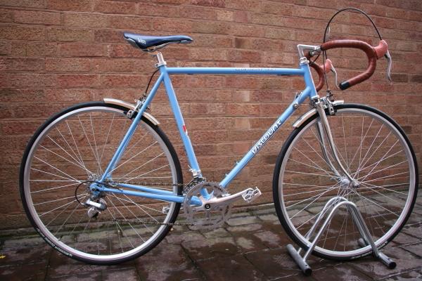 Shropshire Vintage Bicycles Viscount Aerospace Pro Mens