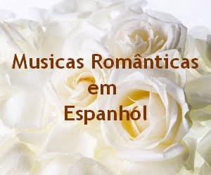 lista com as melhores musicas em espanhol