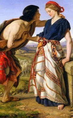 jacob and rachel william dyce