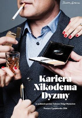 "Musical ""Kariera Nikodema Dyzmy"" Teatr Syrena"