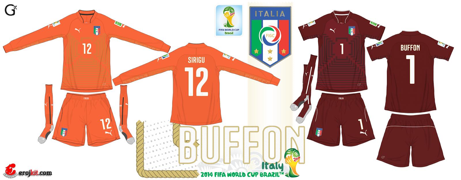 Não sei se todas as camisas usadas pela Itália na Copa tem esse detalhe. Se  alguém souber de algo me avise. 762ad3fd464c5