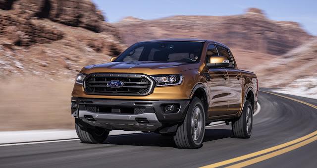 Ford Ranger 2019 có gì mới và khi nào có hàng ảnh 5