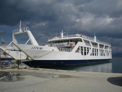 Ηγουμενίτσα: Στον Κουρουμπλή τα αιτήματα των ναυτεργατών