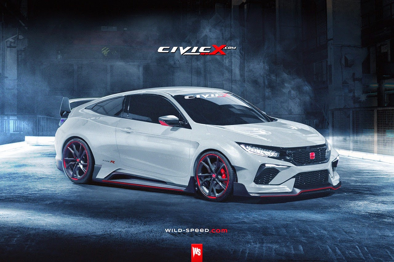 2017 honda civic coupe type r autooonline magazine. Black Bedroom Furniture Sets. Home Design Ideas