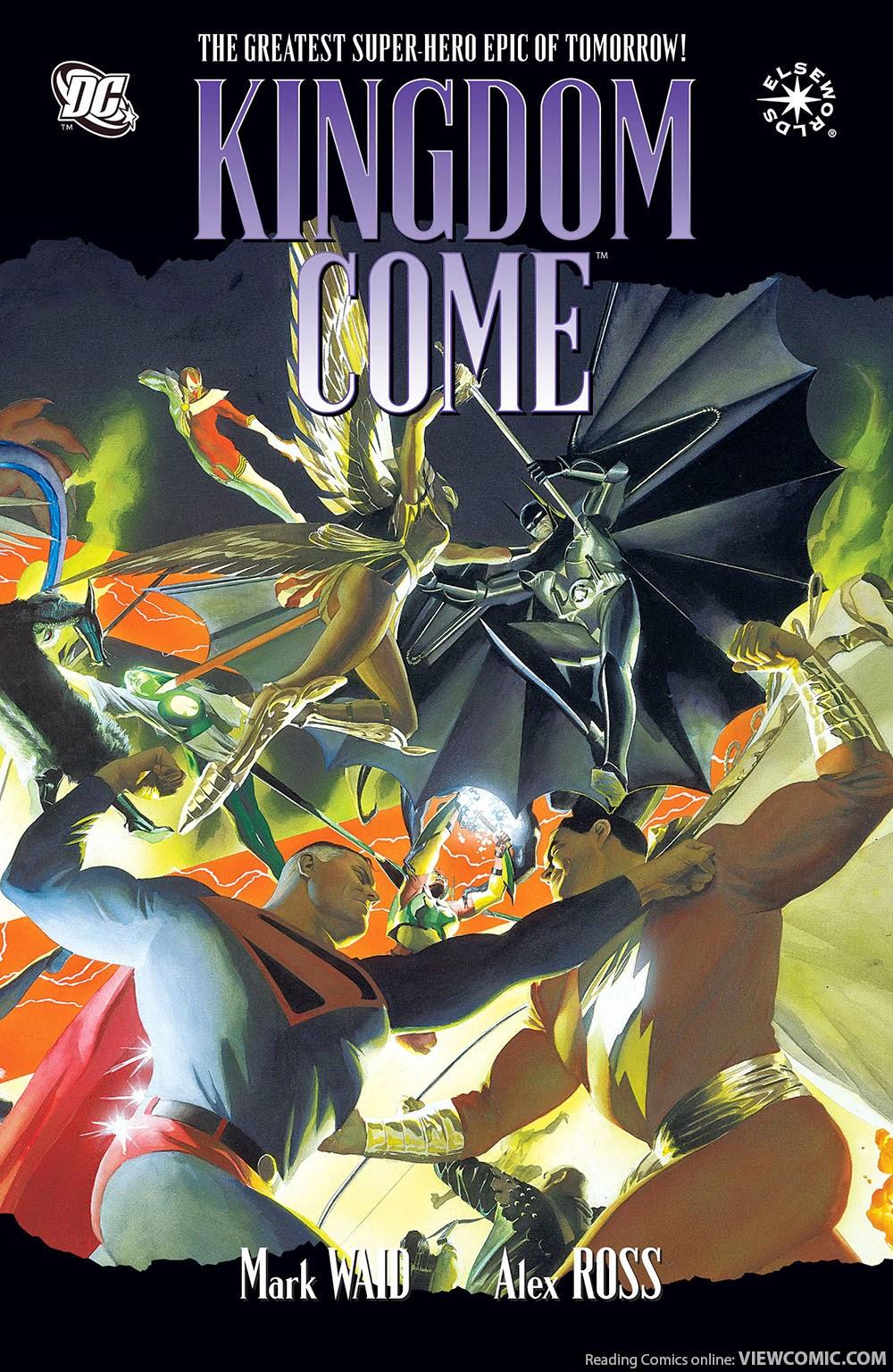 Kingdom come comics pdf dc
