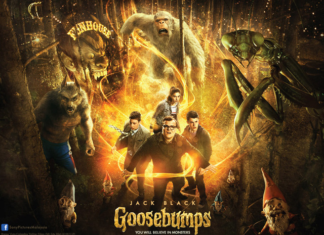 Goosebumps Review  Warped Factor  Words In The Key Of Geek
