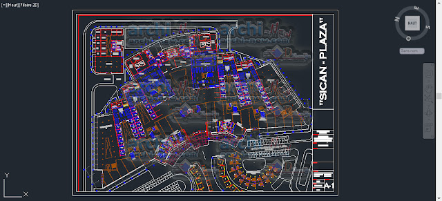 download-autocad-cad-dwg-file-hotel-SANTA-BARBARA